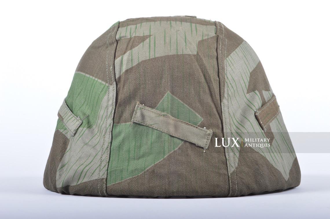 Unissued German Army issue splinter camo helmet cover