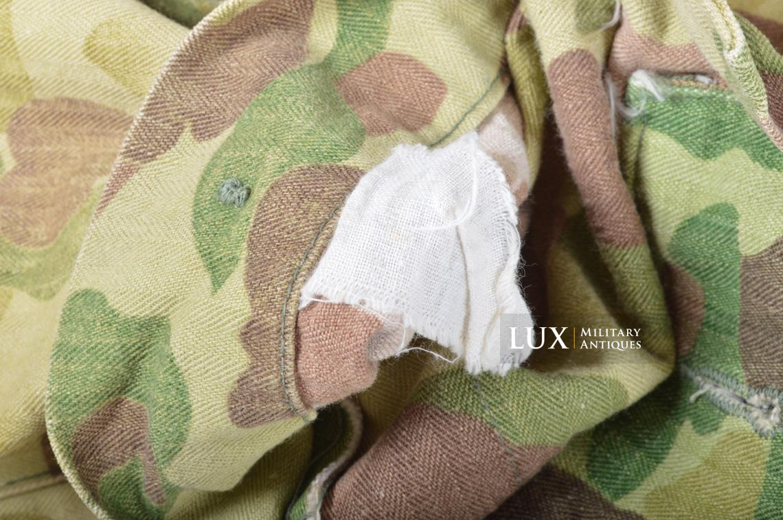 US Army « HBT » camouflage jacket, « 38R » - photo 13