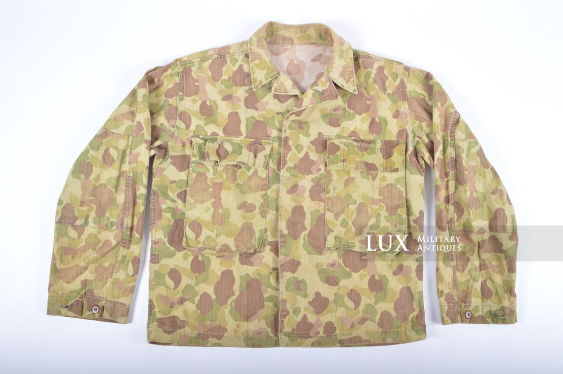 US Army « HBT » camouflage jacket, « 38R » - photo 4