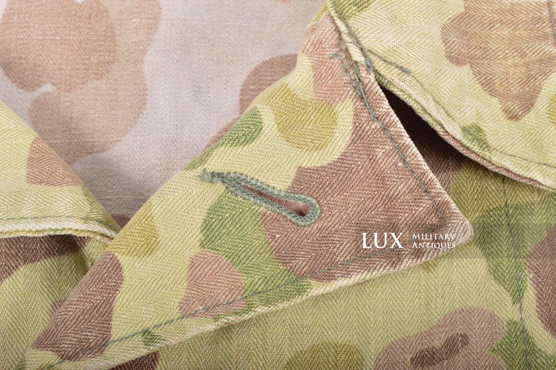 US Army « HBT » camouflage jacket, « 38R » - photo 11
