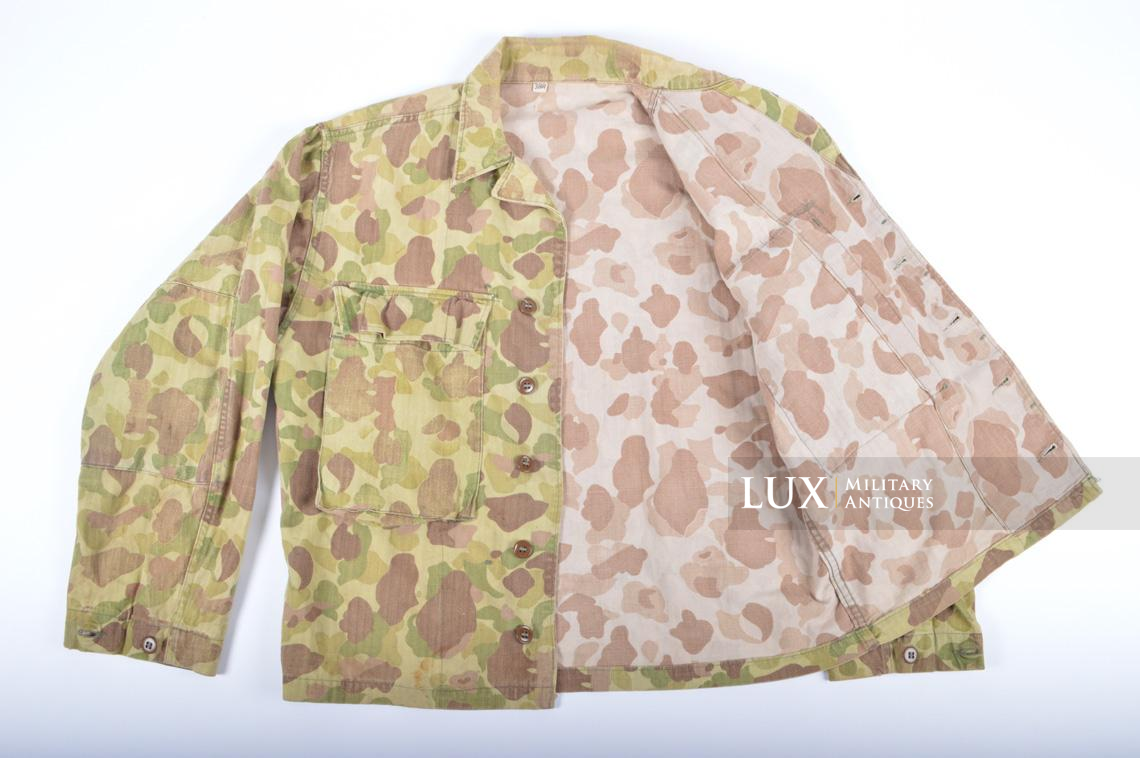 US Army « HBT » camouflage jacket, « 38R » - photo 18