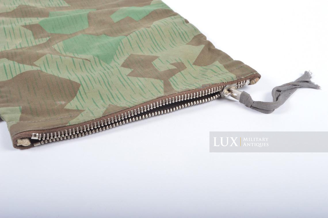 German paratrooper splinter camouflage grenade bag set - photo 18