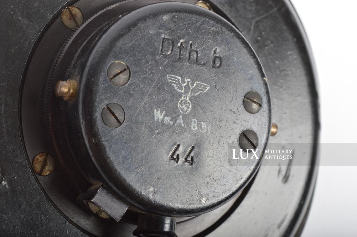 Unissued German Panzer/Armored headphones, « DFH.B 44 » - photo 17