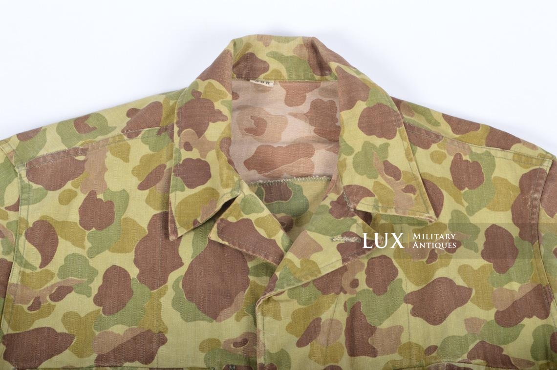 US Army « HBT » camouflage jacket, « 38R » - photo 8