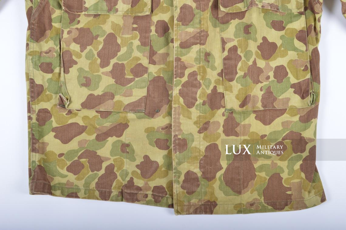 US Army « HBT » camouflage jacket, « 38R » - photo 9