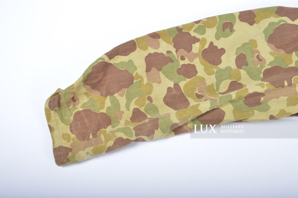 US Army « HBT » camouflage jacket, « 38R » - photo 10