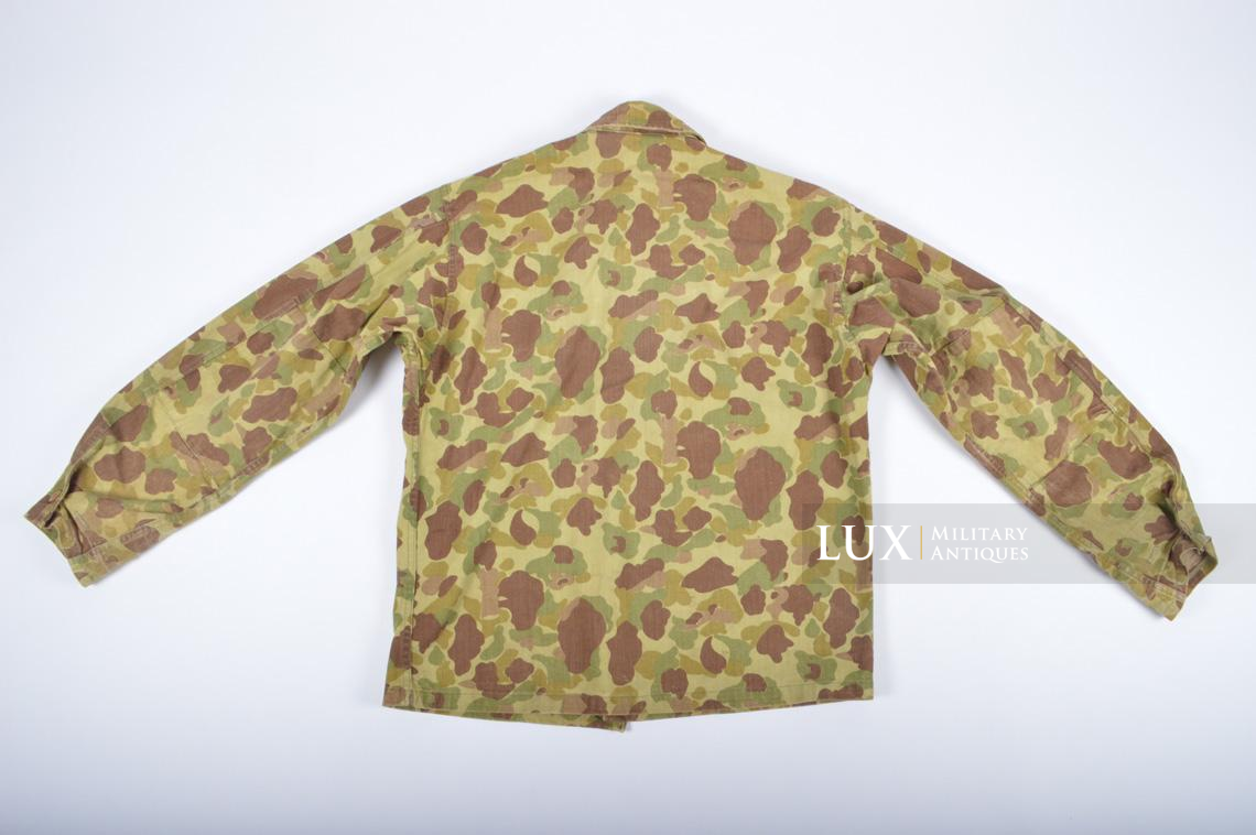 US Army « HBT » camouflage jacket, « 38R » - photo 17