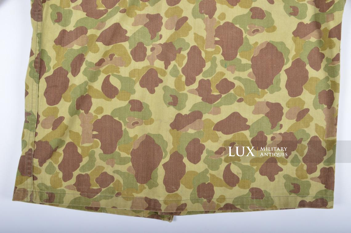 US Army « HBT » camouflage jacket, « 38R » - photo 20
