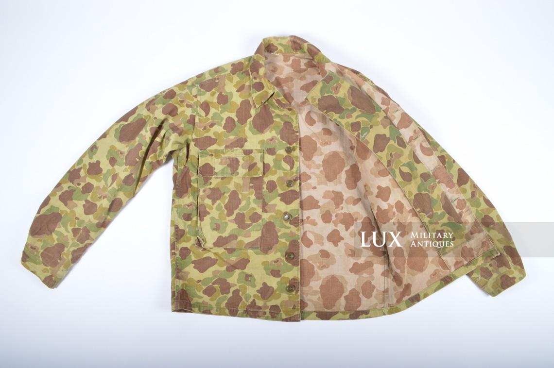 US Army « HBT » camouflage jacket, « 38R » - photo 21