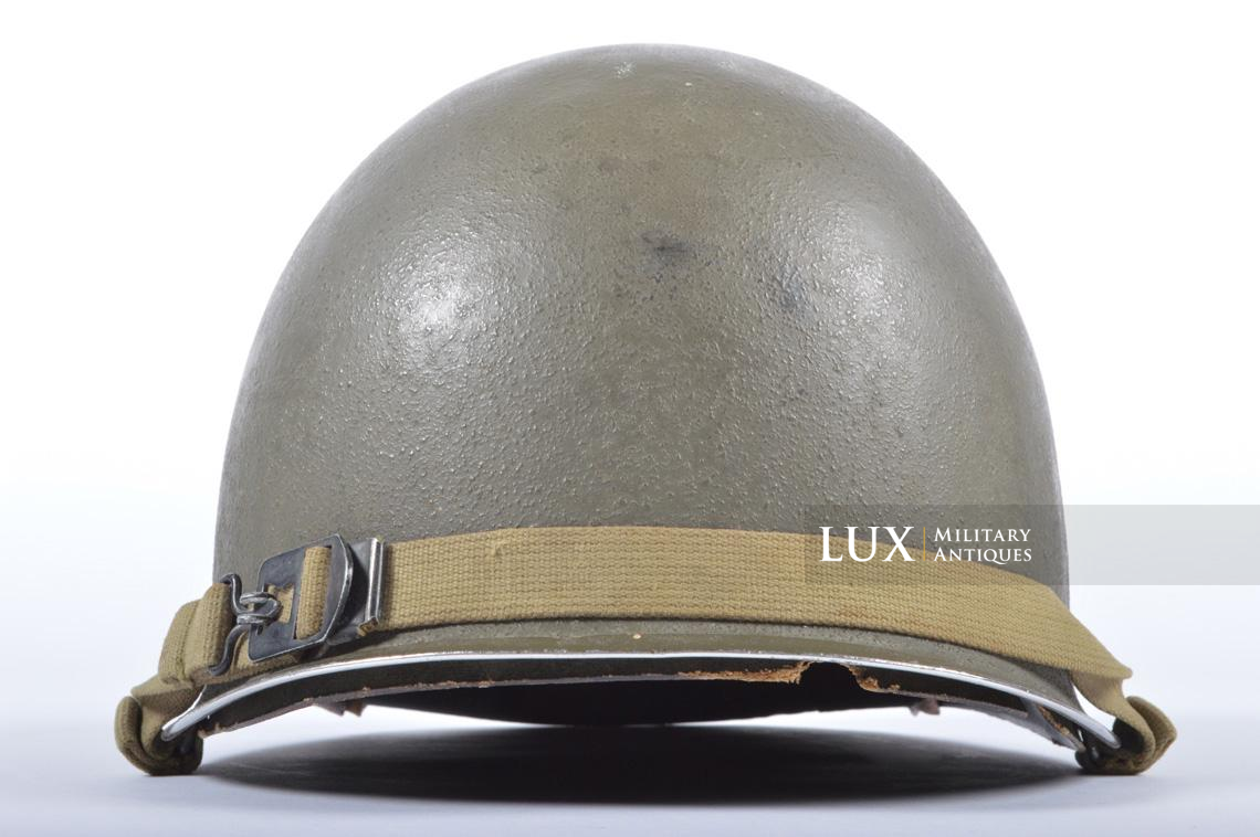 USM1 35th Infantry Division combat helmet and liner - photo 11