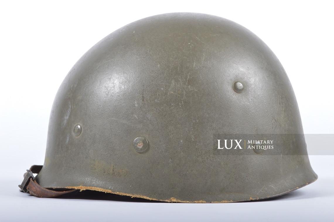 USM1 35th Infantry Division combat helmet and liner - photo 29