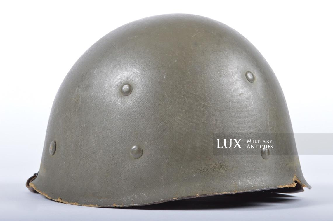 USM1 35th Infantry Division combat helmet and liner - photo 30