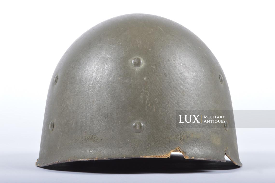 USM1 35th Infantry Division combat helmet and liner - photo 31