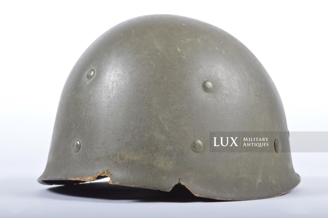 USM1 35th Infantry Division combat helmet and liner - photo 32