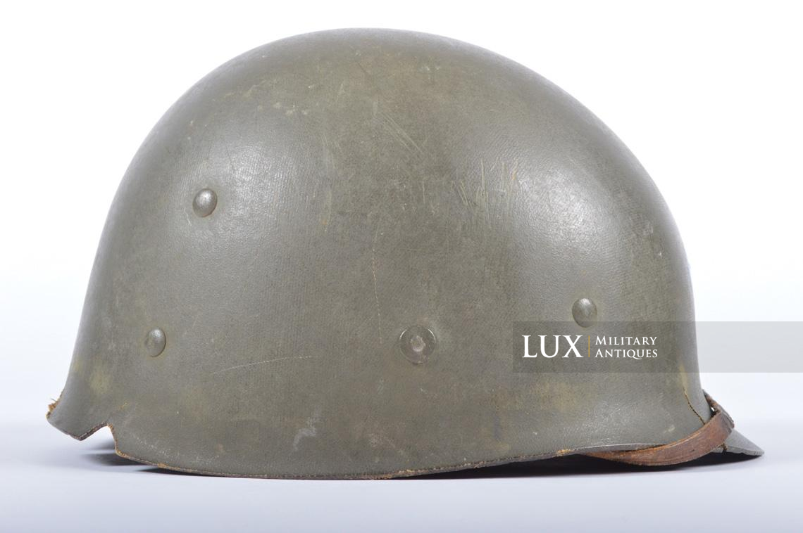 USM1 35th Infantry Division combat helmet and liner - photo 33