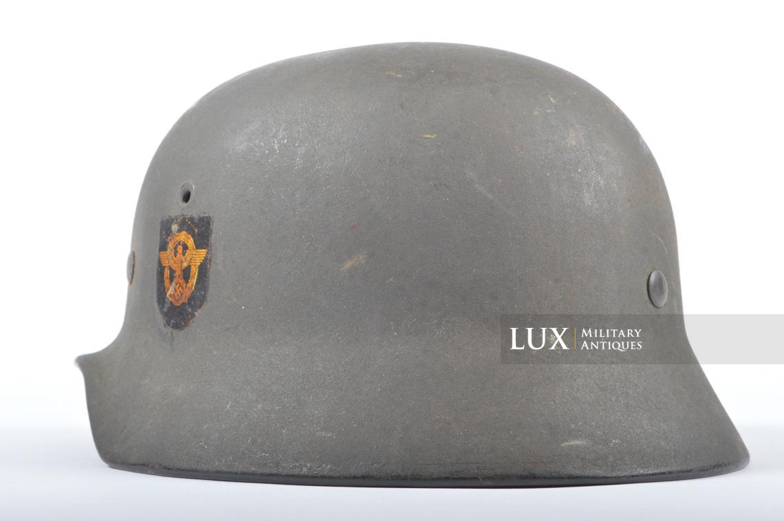 M40 police double decal combat helmet, « EF66 » - photo 14