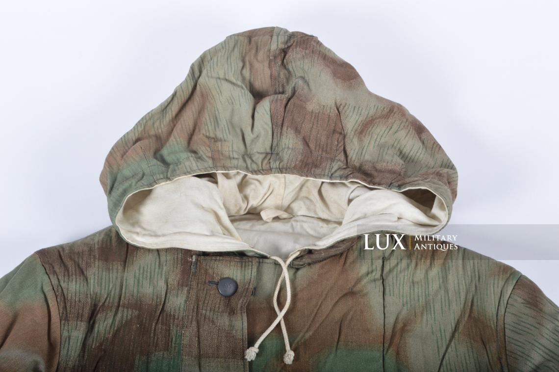 German « Fluffy » pattern camouflage reversible parka - photo 7