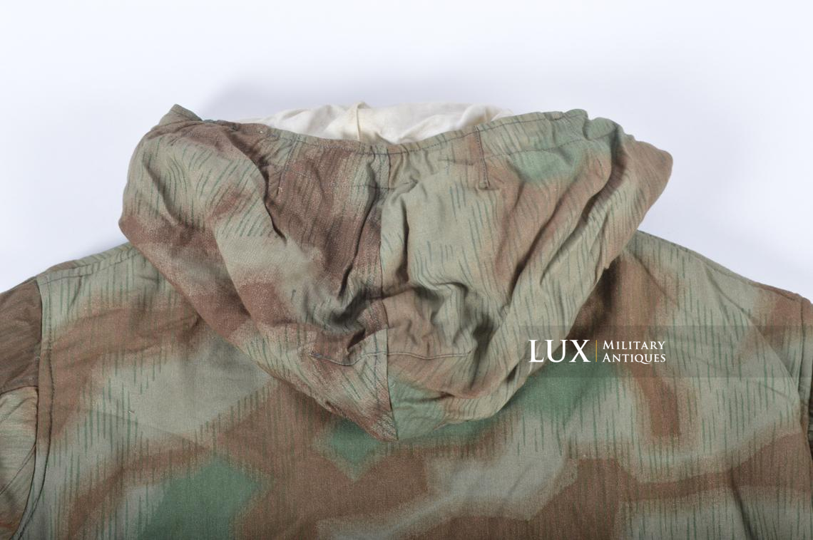German « Fluffy » pattern camouflage reversible parka - photo 17