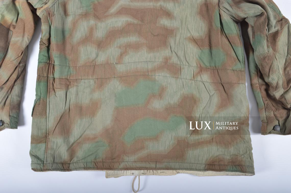 German « Fluffy » pattern camouflage reversible parka - photo 18