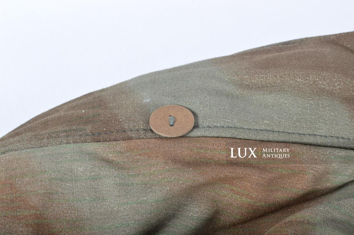 German « Fluffy » pattern camouflage reversible parka - photo 22