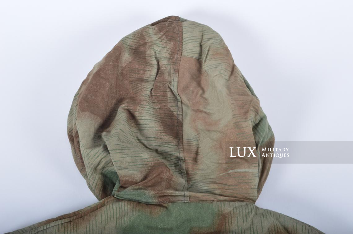 German « Fluffy » pattern camouflage reversible parka - photo 24