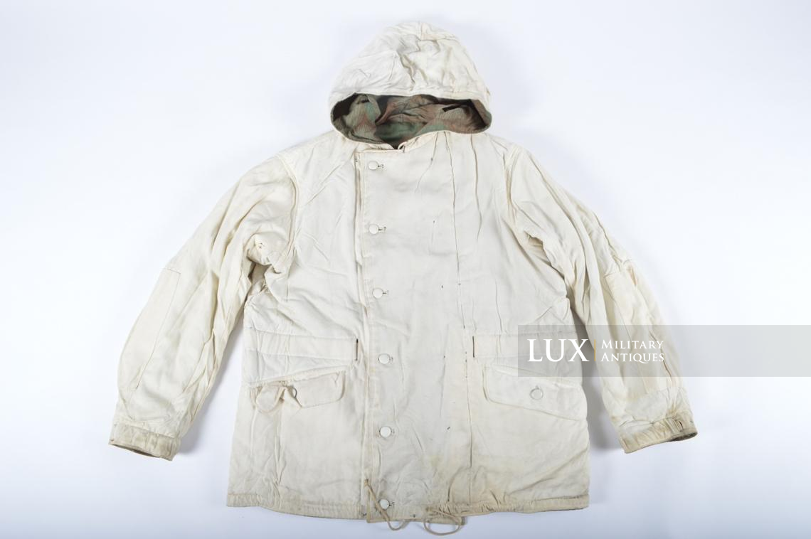 German « Fluffy » pattern camouflage reversible parka - photo 33