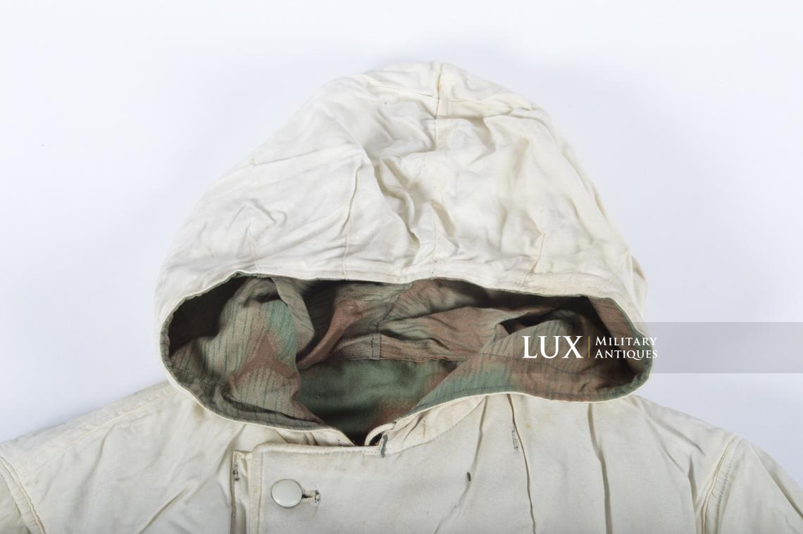 German « Fluffy » pattern camouflage reversible parka - photo 34