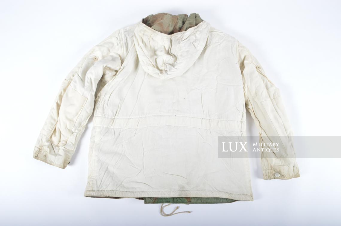 German « Fluffy » pattern camouflage reversible parka - photo 38