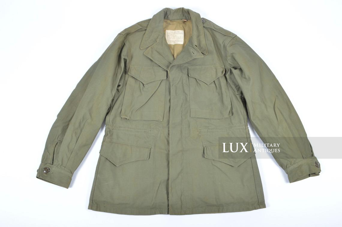 US M43 Field Jacket, 1st pattern - photo 4