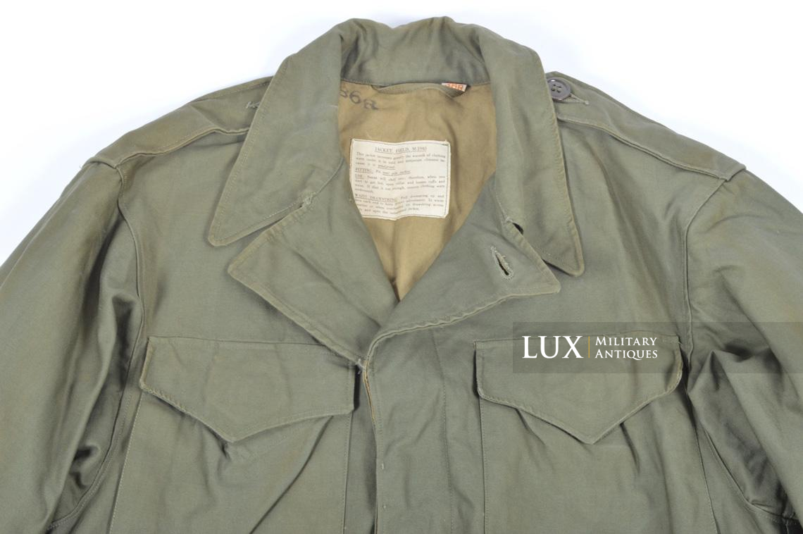 US M43 Field Jacket, 1st pattern - photo 8