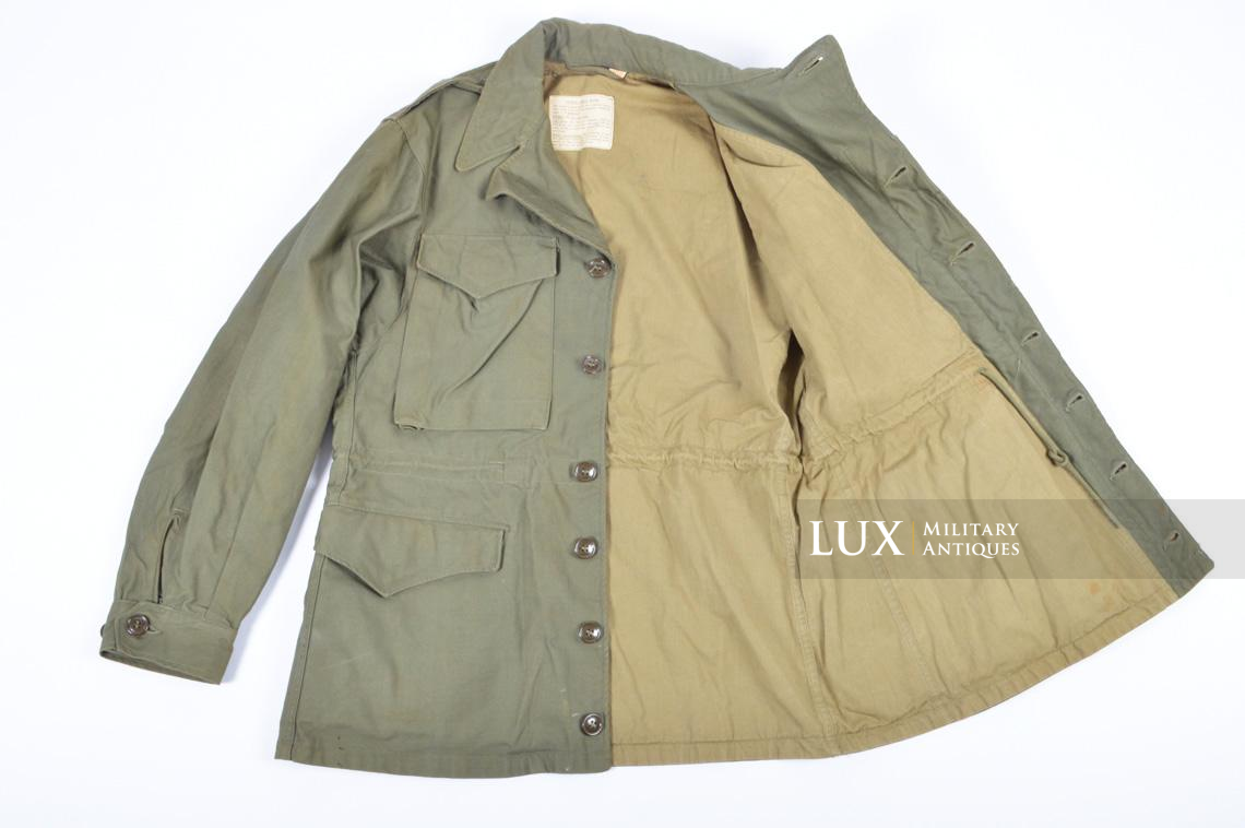 US M43 Field Jacket, 1st pattern - photo 17