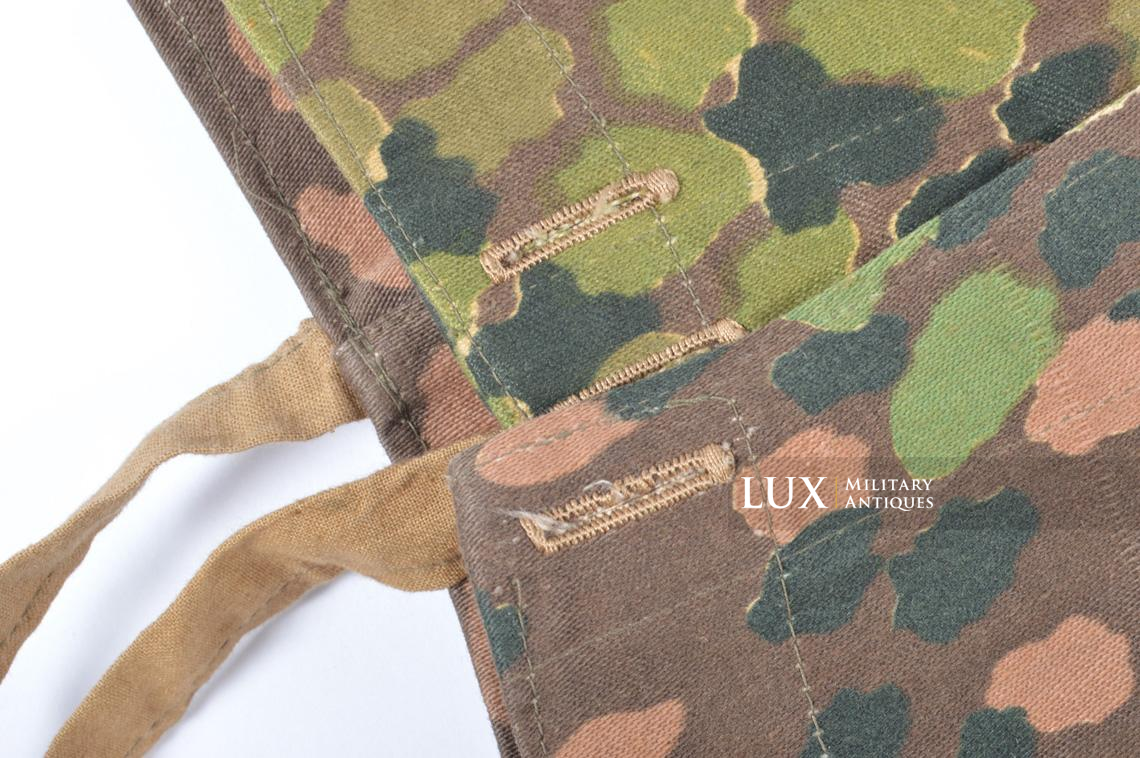 Unissued Waffen-SS M44 dot pattern camouflage trousers, « smooth cotton » - photo 12