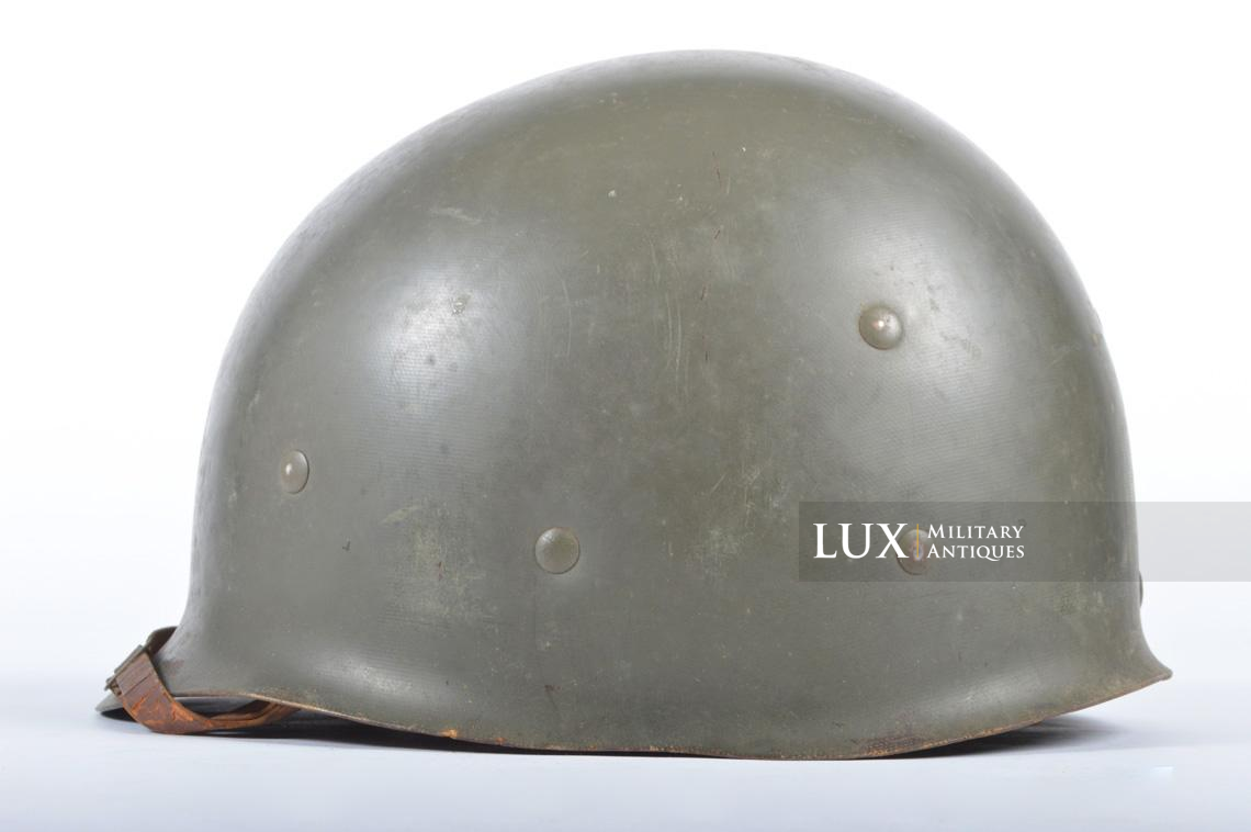 USM1 front seam fixed bale combat helmet, « Saint-clair » - photo 36