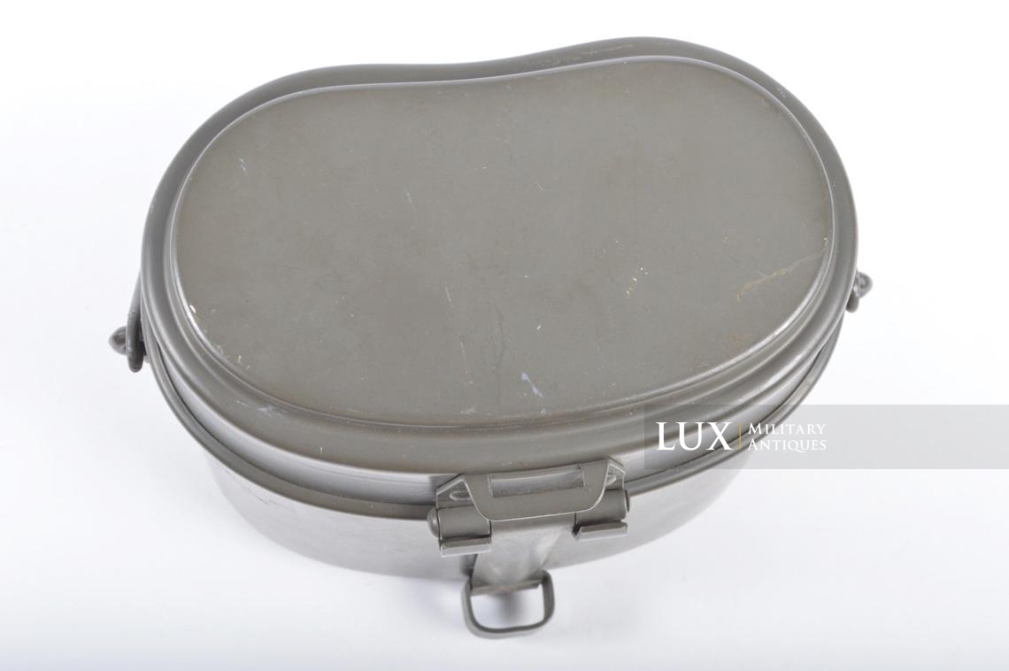 Unissued German aluminum mess kit, « L&SL40 » - photo 8