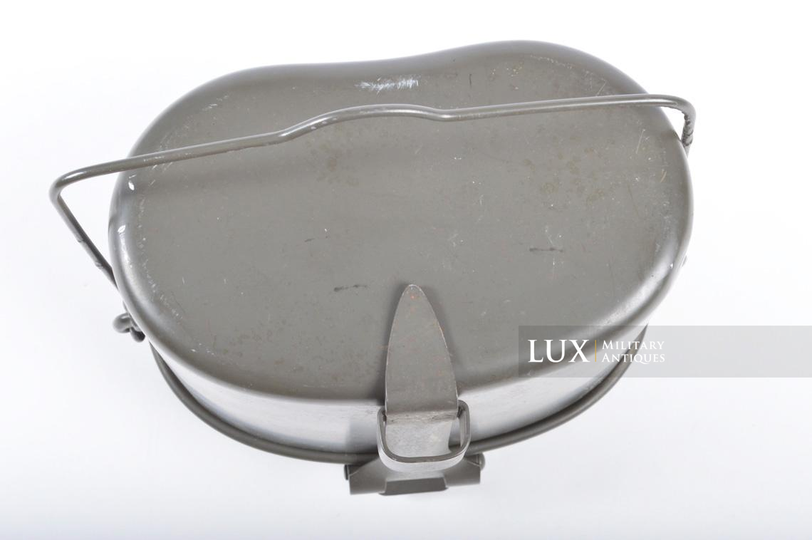 Unissued German aluminum mess kit, « L&SL40 » - photo 10