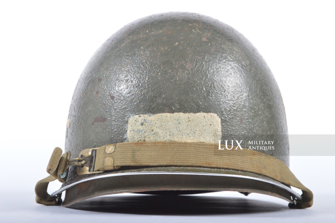 USM1 helmet, 101st AB, 327th Glider Infantry Regiment, 1st Bn. - photo 12