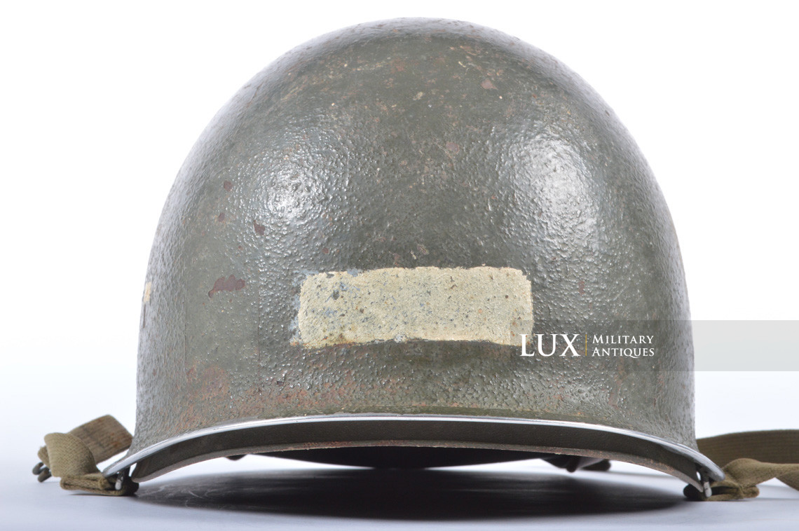 USM1 helmet, 101st AB, 327th Glider Infantry Regiment, 1st Bn. - photo 13