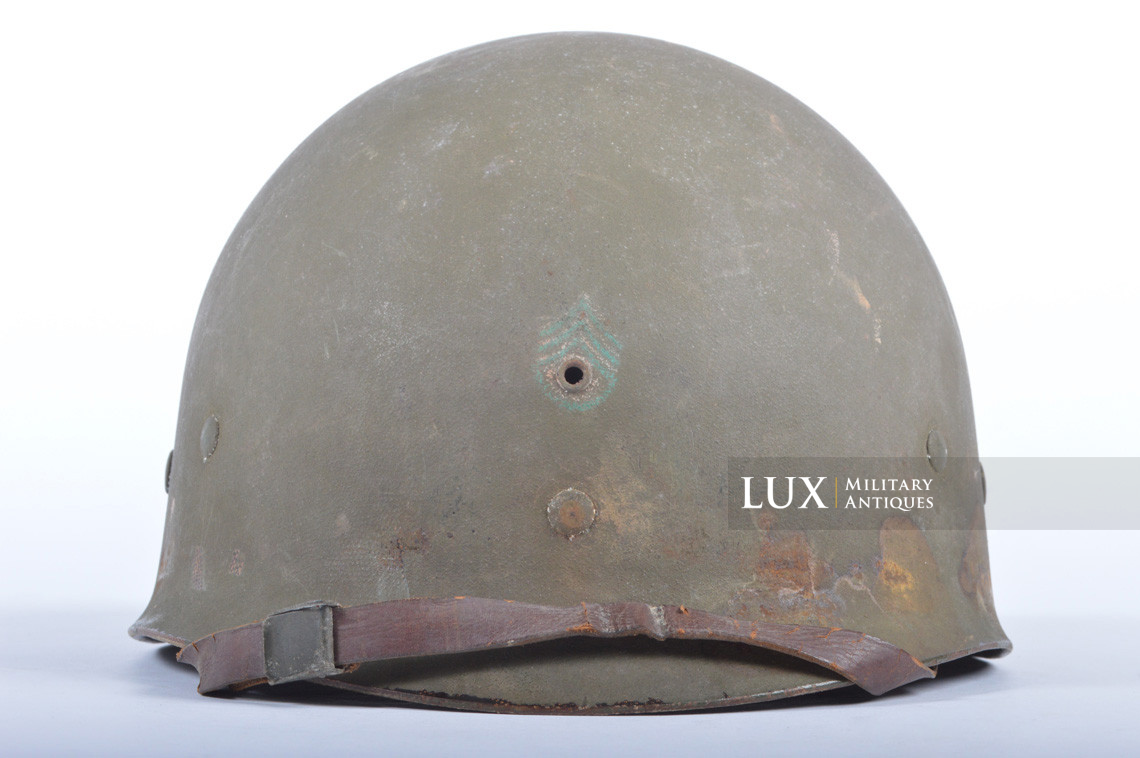 USM1 helmet, 101st AB, 327th Glider Infantry Regiment, 1st Bn. - photo 65