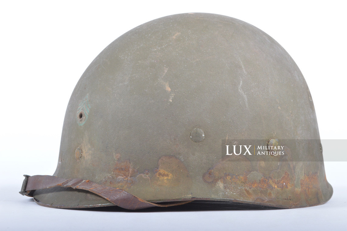 USM1 helmet, 101st AB, 327th Glider Infantry Regiment, 1st Bn. - photo 66