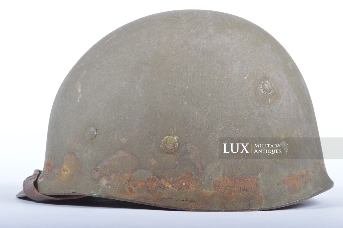 USM1 helmet, 101st AB, 327th Glider Infantry Regiment, 1st Bn. - photo 67