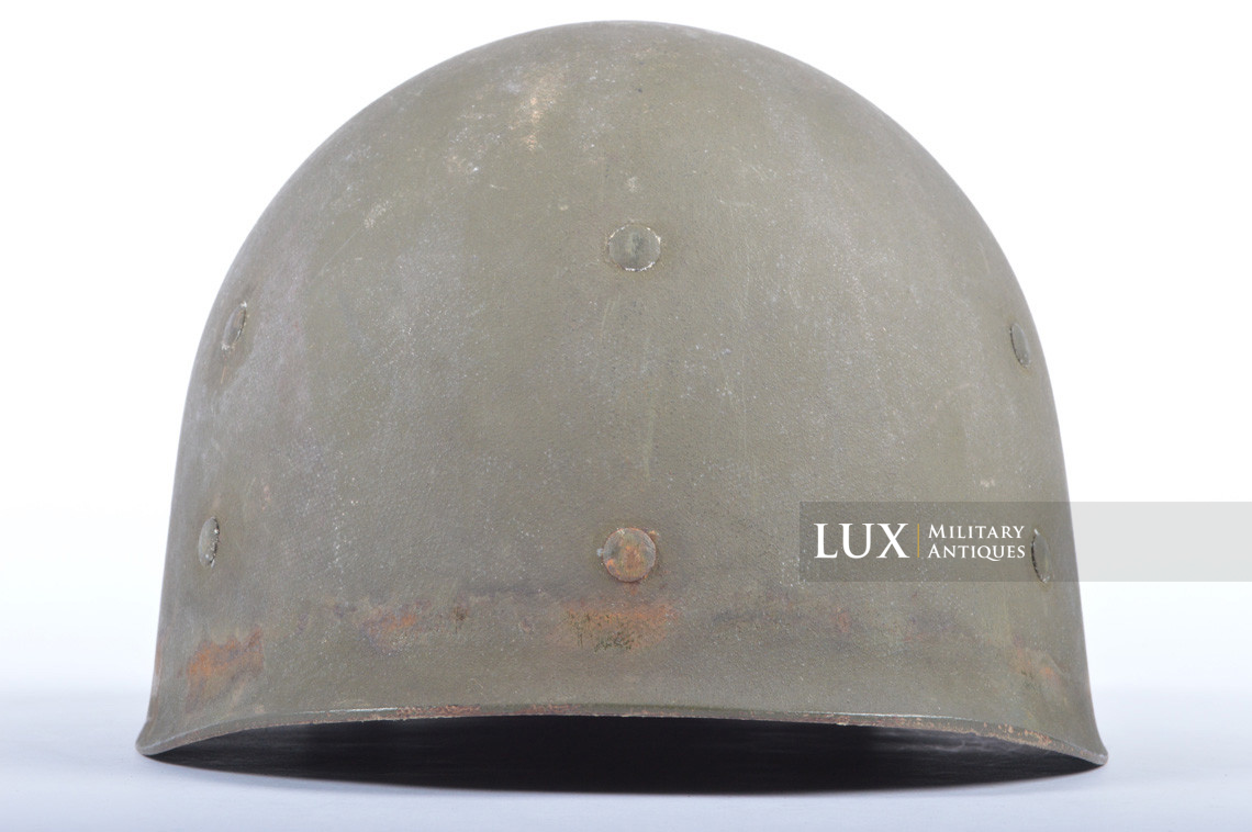 USM1 helmet, 101st AB, 327th Glider Infantry Regiment, 1st Bn. - photo 69