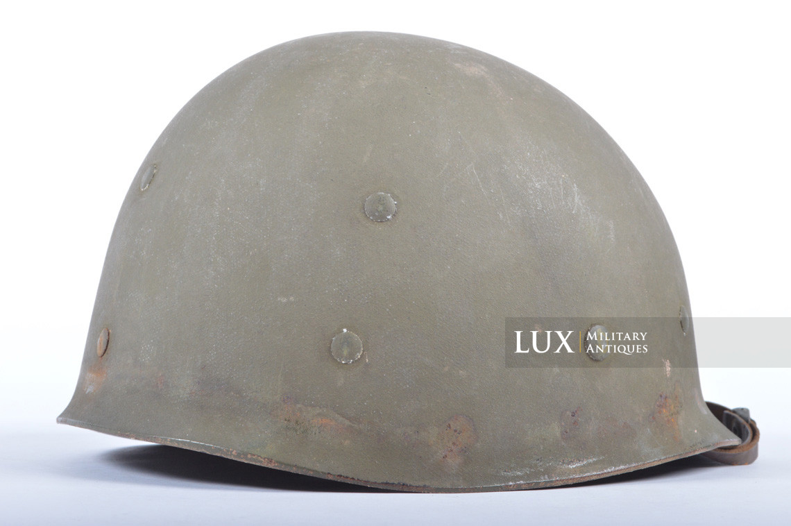 USM1 helmet, 101st AB, 327th Glider Infantry Regiment, 1st Bn. - photo 70