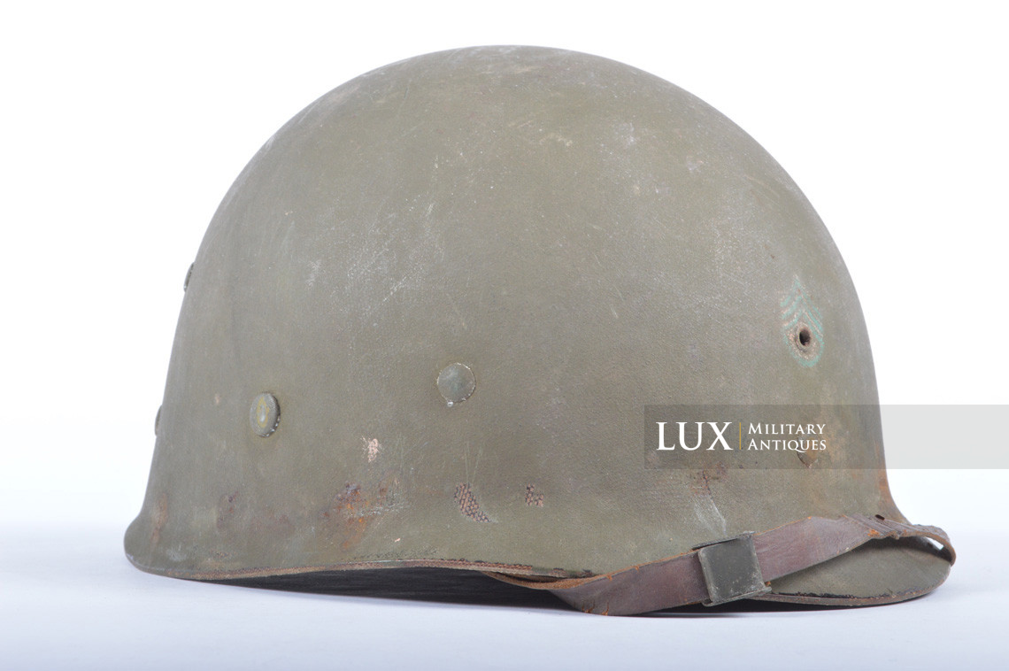USM1 helmet, 101st AB, 327th Glider Infantry Regiment, 1st Bn. - photo 72