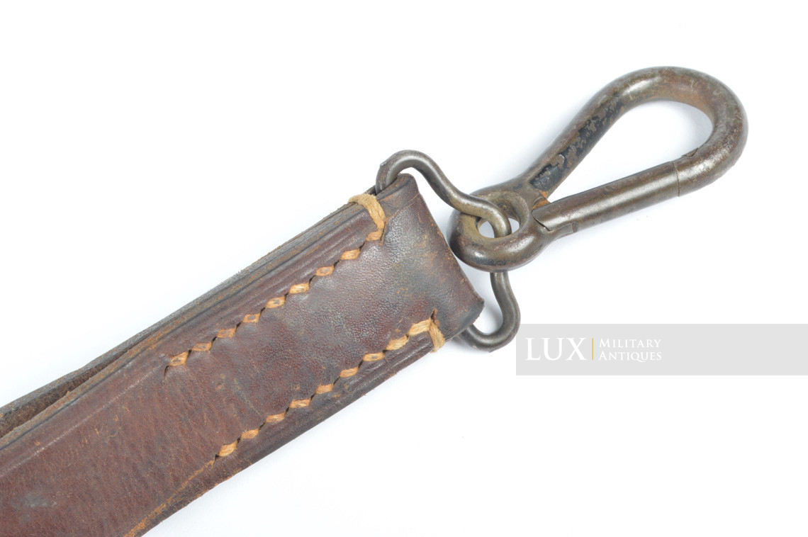 German MG34/42 leather sling - photo 10