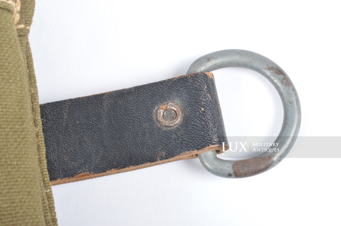 Unissued late-war MP38/40 green pouch, « clg43 » - photo 10