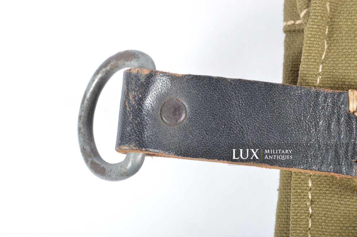 Unissued late-war MP38/40 green pouch, « clg43 » - photo 15