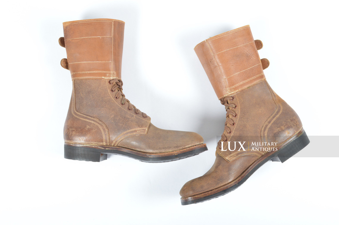 Unissued US buckle combat boots - photo 7