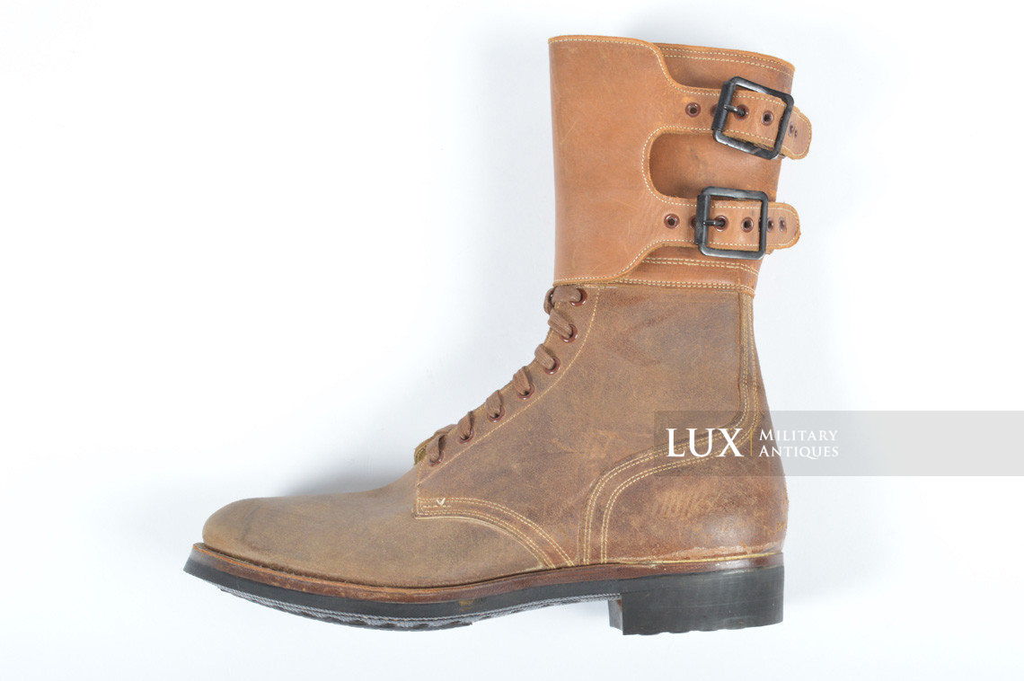 Unissued US buckle combat boots - photo 8