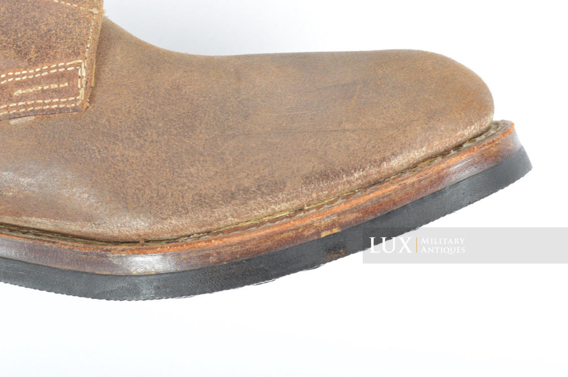 Unissued US buckle combat boots - photo 19