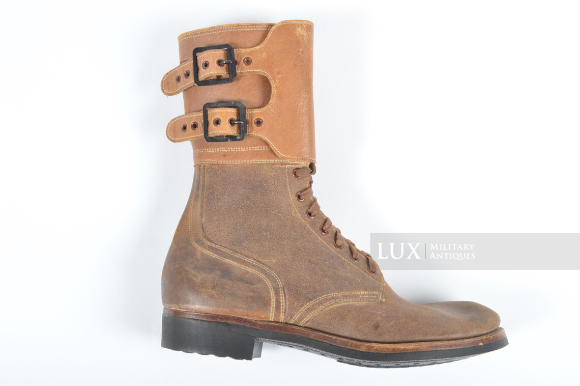 Unissued US buckle combat boots - photo 24